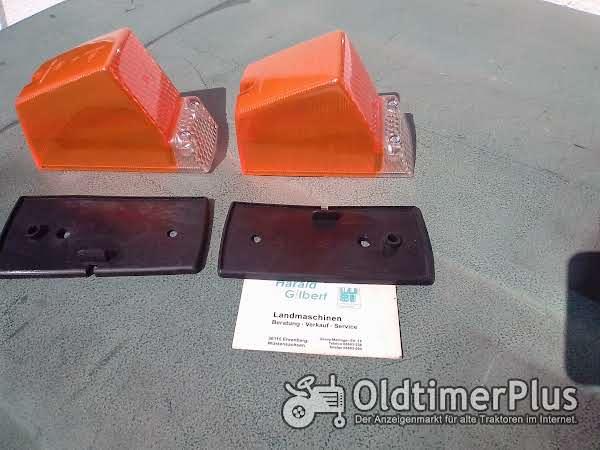 MERCEDES BENZ MB TRAC und UNIMOG Blink-Positionsleuchteleuchte MB Trac und UNIMOG Foto 1
