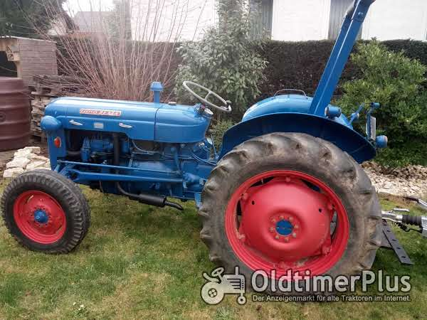Fordson Traktor Ford fordson dexta Foto 1