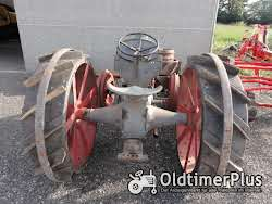 Fordson F sur roues fer Foto 2