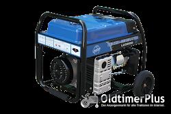 Benzin Stromerzeuger LZ3500 2,8 KW Generator Neuware Foto 2