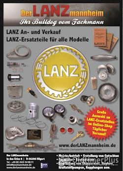 LANZ Lanz Bulldog D7506A Foto 9