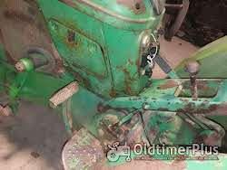 Deutz D 25.1 S  Schmalspur Foto 4