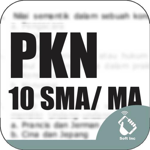 Kelas 10 SMA-SMK-MA Mapel PPKn