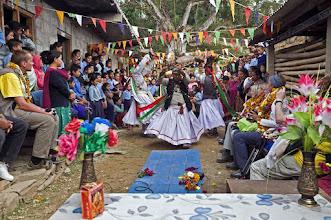 Photo: Zeremonie in Jamuna Danda