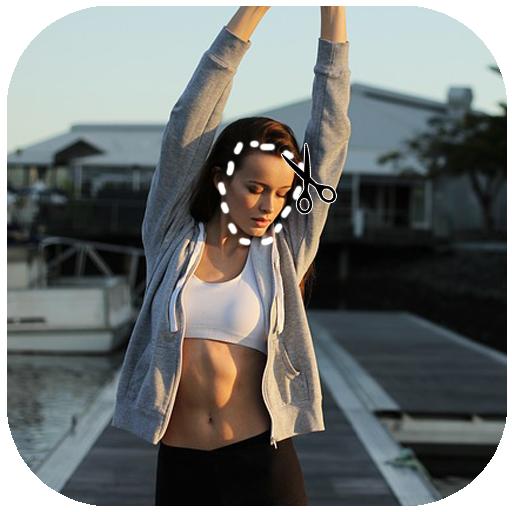 照片编辑器复制粘贴 攝影 App LOGO-APP試玩