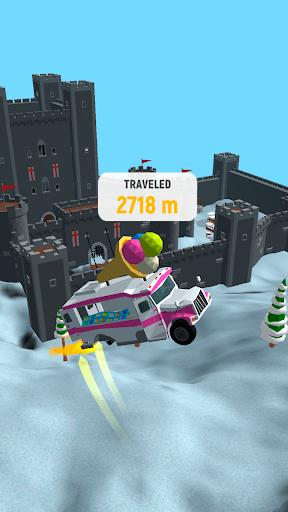 Crash Delivery! Destruction & smashing flying car!  screenshots 3