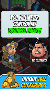 Tap Empire: Idle Tycoon Tapper & Business Sim Game Mod 2.9.10 Apk [Unlimited Money] 5