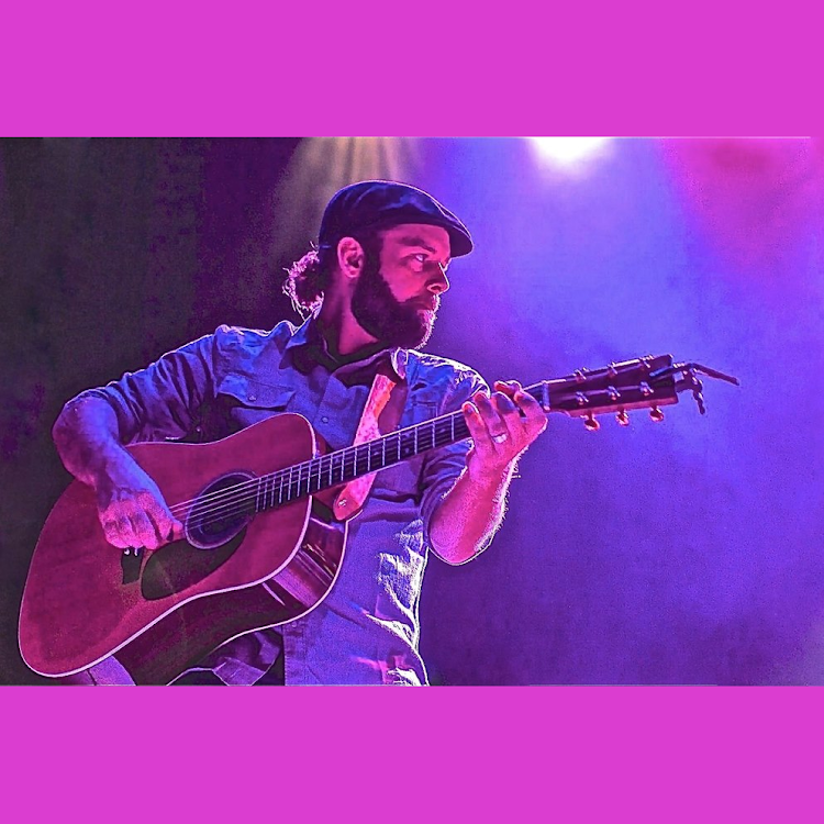 Logo for Live Music - Matt Waller