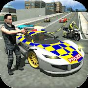 Police Cop Car Simulator : City Missions