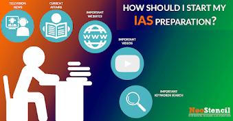 How to start IAS preparation?