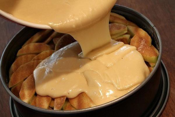 Maple Apple Cake Recipe
