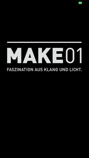 MAKE01 WLAN Connect App