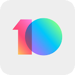 MIUY 10 - Icon Pack Icon