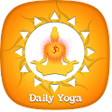 Daily Yoga: Healthy Living icon