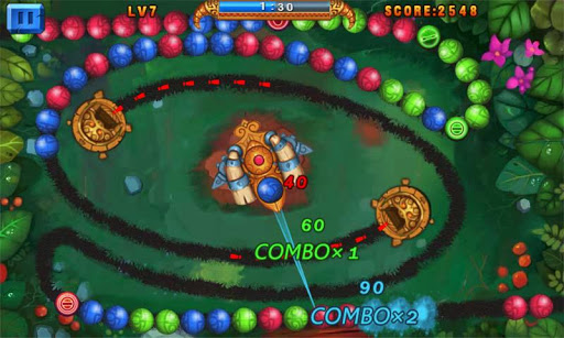 Marble Legend screenshot 1