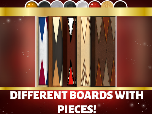 Backgammon game (apk) free download for Android/PC/Windows screenshot