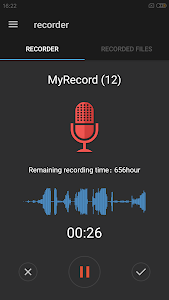 Easy sound Recorder 1.9.1