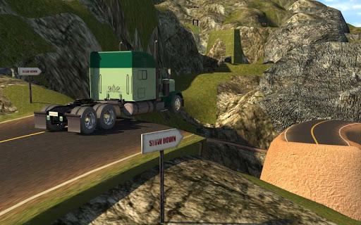 Truck Driver Free 1.1 Screenshots 4