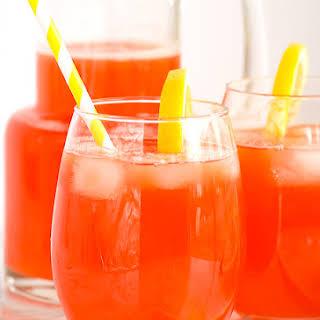 Strawberry Lemonade.
