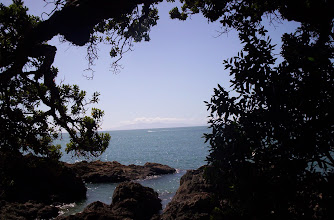 Photo: View from the north side of Te Kaiahorawaru Point