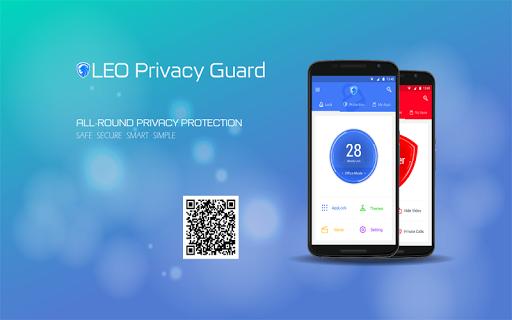 Privacy LEO screet guard