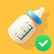 授乳ノート 無料アプリ (毎日の授乳 記録)
