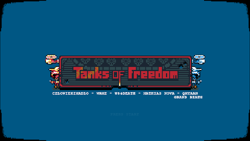 Tanks of Freedom - Unofficial - YH  captures d'u00e9cran 1