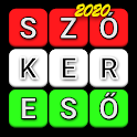 Új Szókereső - ingyenes szókirakó játékok magyarul icon
