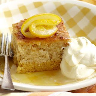 Flourless Lemon and Orange Layer Cake.