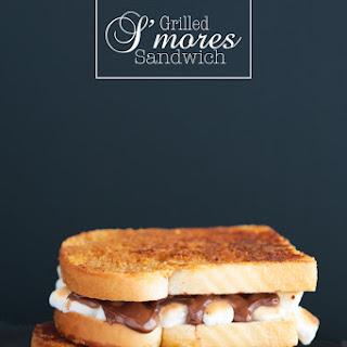Grilled Dessert Sandwiches Recipes.