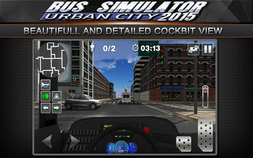 Bus Simulator 2015: Urban City 2.2 screenshots 1