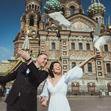 Wedding photographer Ruslan Videnskiy (korleone). Photo of 29.04.2016
