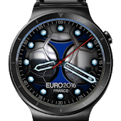 ⚽ EURO2016 France Watch Face