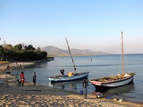 Photo: Cóbuè - sailing boats