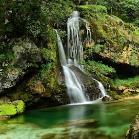 Slap Virje 3 by Bojan Kolman - Landscapes Waterscapes (  )