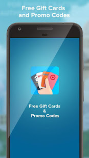 App Free Gift Cards & Promo Codes: Get Free Coupons APK for Windows Phone
