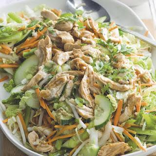 Asian Chicken Salad.