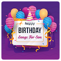 Happy Birthday Song For Son icon