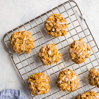 Gluten-Free Carrot Oatmeal Cookies Recipe