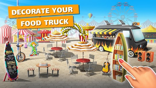 Food Truck Chef™ 🍕Cooking Games 🌮Delicious Diner Mod 1.8.0 Apk [Unlimited Gold] 4