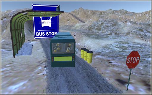 Tourist Bus Simulator 2018 3D 1.0 screenshots 5