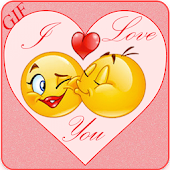 Love Gif for Messenger