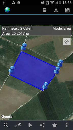 Map Distance Meter  screenshots 3