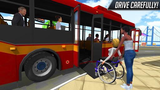 Bus Simulator 2018: City Driving 2.2 screenshots 4