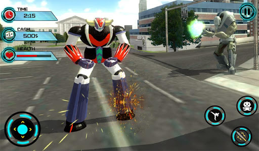 3D Robot Wars android2mod screenshots 10