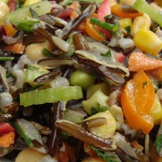 Summertastic Wild Rice Salad
