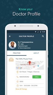 hCue Family I Find & Book Doctor Appointments- screenshot thumbnail