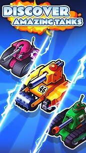 Huuuge Little Tanks – Merge Game 4