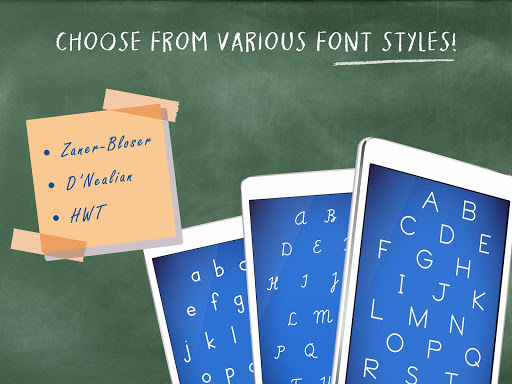 LetterSchool: Kids Learn To Write The ABC Alphabet 1.2.7 screenshots 19
