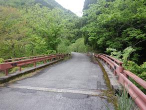 薮谷橋を渡り駐車地へ(すぐ左に)
